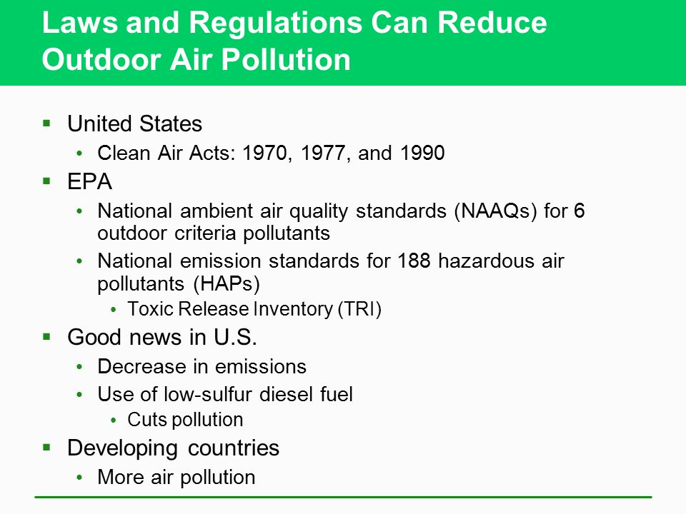 national ambient air quality standards naaqs pdf