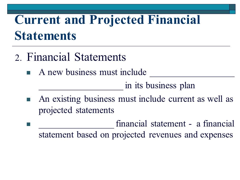 projected financial statements We build your financial projections and financial analysis custom, professional, investor/vc/bank ready excel projection spreadsheets for business plans.