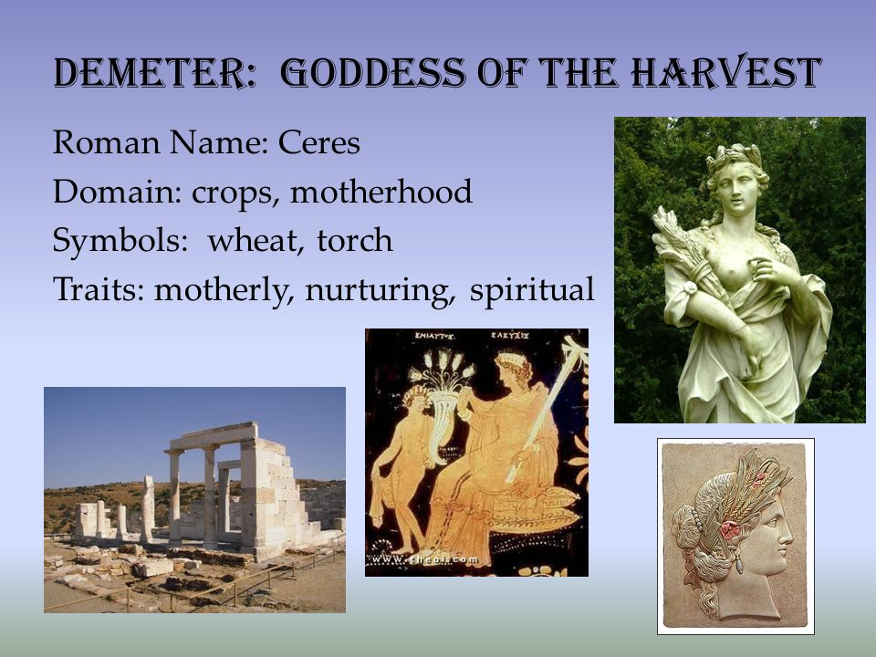 The Olympian Gods &amp...