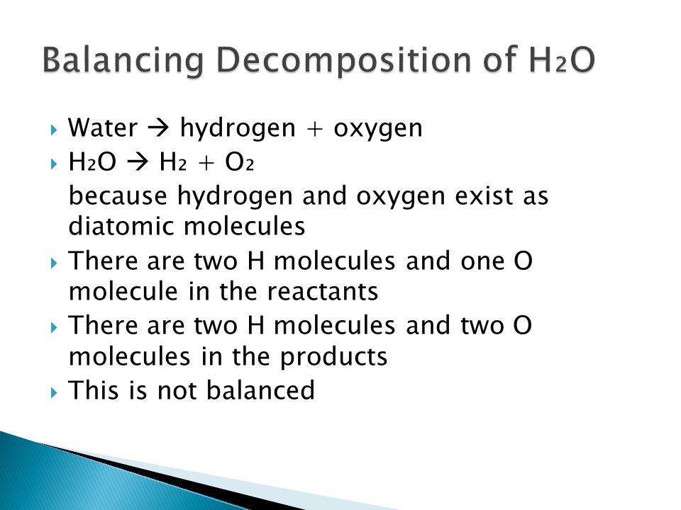 Write the complete balanced equation for the decomposition of sodium chloride (NaCl).?