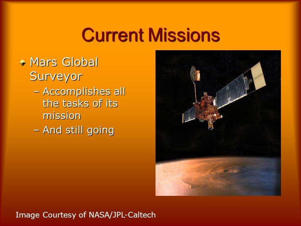 mission til mars