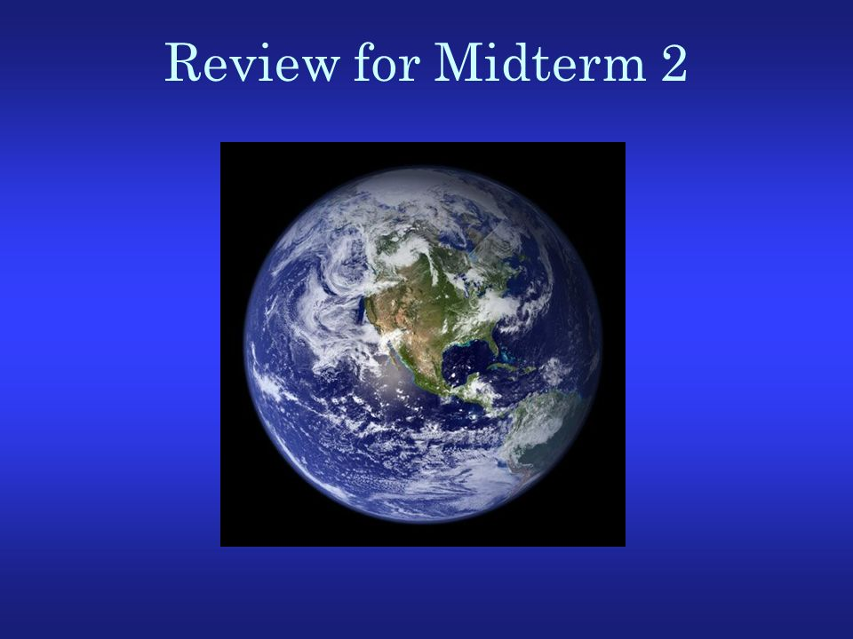 review for midterm i Review for midterm i math 20 october 16, 2007 announcements midterm i 10/18, hall a 7–8:30pm ml office hour.