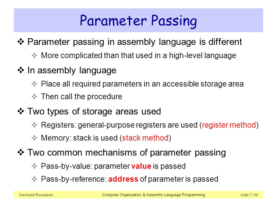 how to pass array as parameter in java