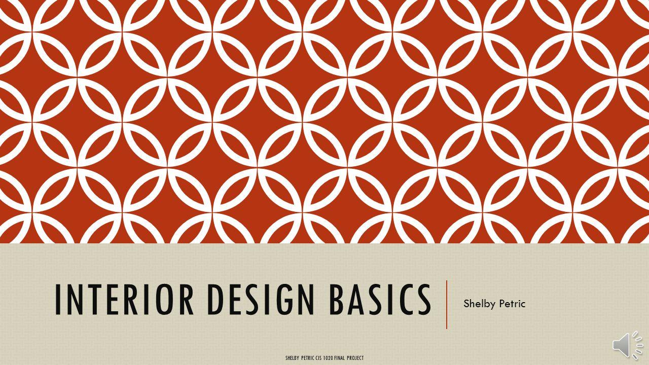 Interior Design Basics Creating A Zen Atmosphere