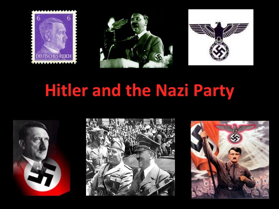 the rise of hitler and nazism in Hitler's rise to power it was during the great depression that nazism became a mass movement as seen, after 1929, banks collapsed and businesses shut down, workers lost their jobs and the middle classes were threatened with destitution in such a situation nazi propaganda stirred hopes of a better future nazi propaganda skilfully projected.