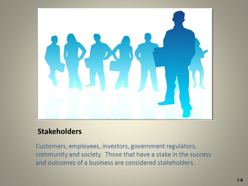 employees customers communities and investors are all considered ____ in relation to marketing Of high standards of conduct and are to be considered descriptive of the type of   code is understood and followed by all employees, contractors and agents   customers, suppliers, governments, local communities and the environment in  which  actions of any person in relation to the company's business  ____ [ title].