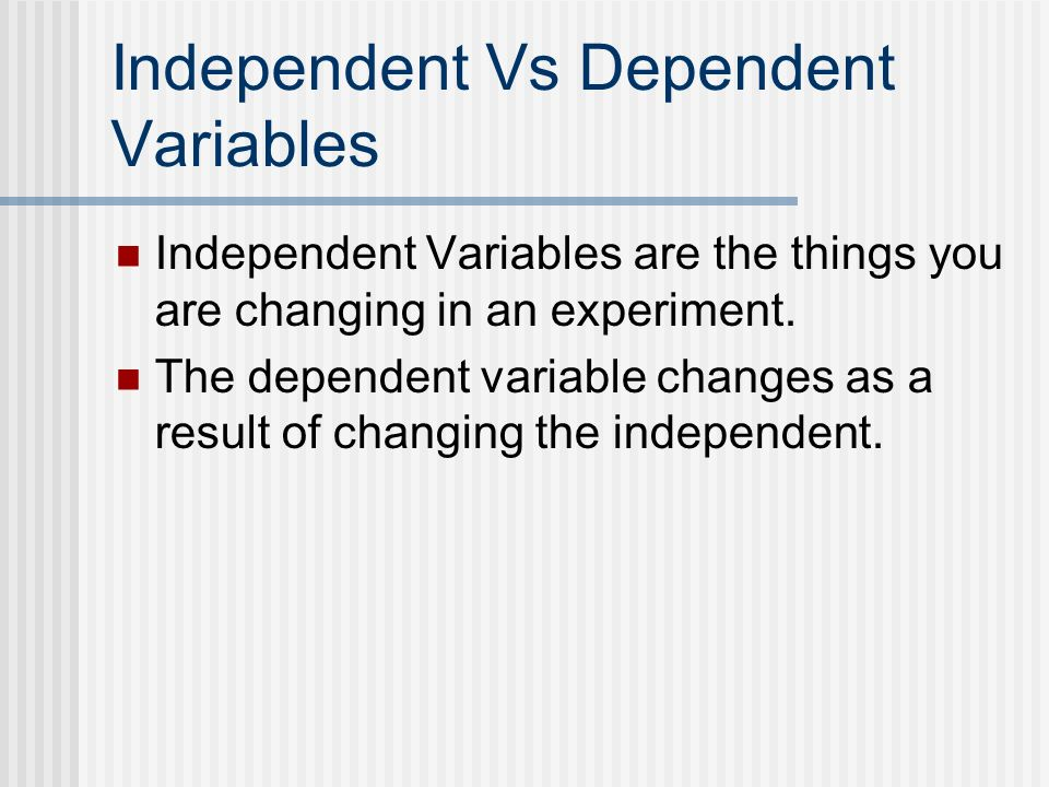 Independent And Dependent Variable Worksheet Delibertad – Independent Variable and Dependent Variable Worksheet
