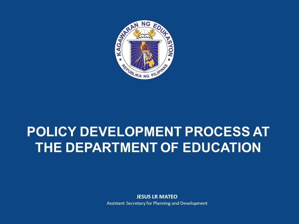 understanding policies of department of education The education department said many of the documents are outdated  post, the  department explained why it phased out each of the 72 policy.