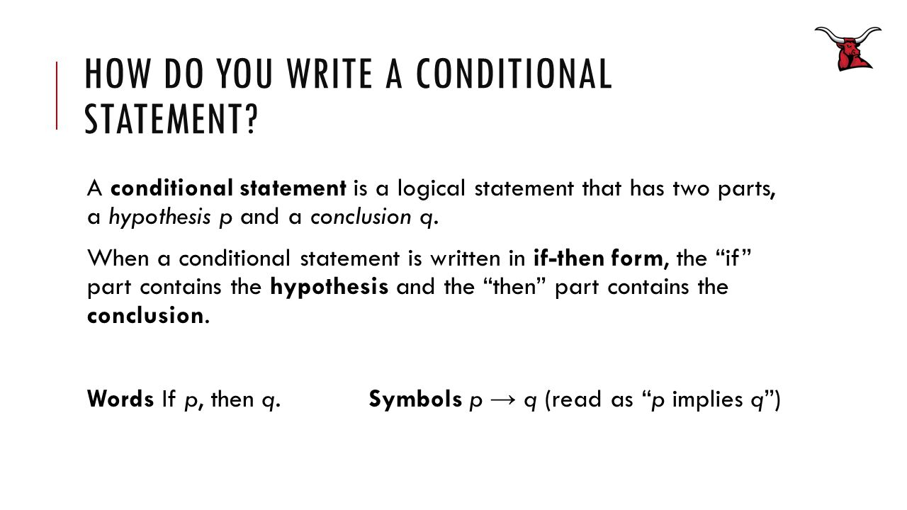 how to write a verbal hypothesis statement