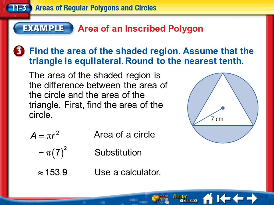 Find the area of the figure round to the nearest tenth if 13 area ccuart Gallery