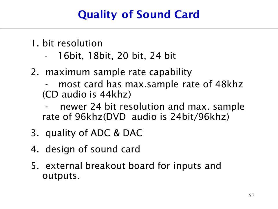 Audio Interfacing Chapter 3 1 Audio Interfacing Standard ppt