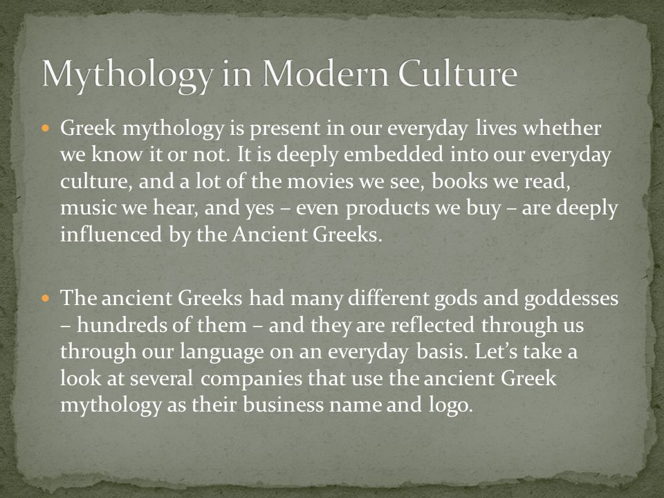 Five Things That Ancient Greece Has Contributed to Modern Culture