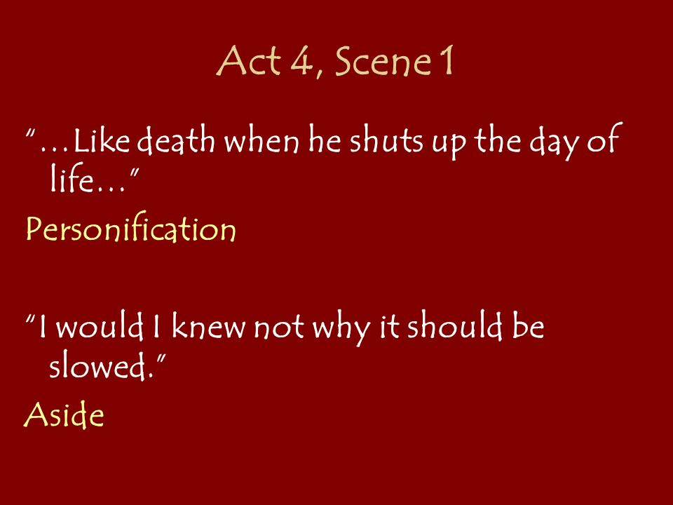 literary elements acts iv v ppt video online  2 act