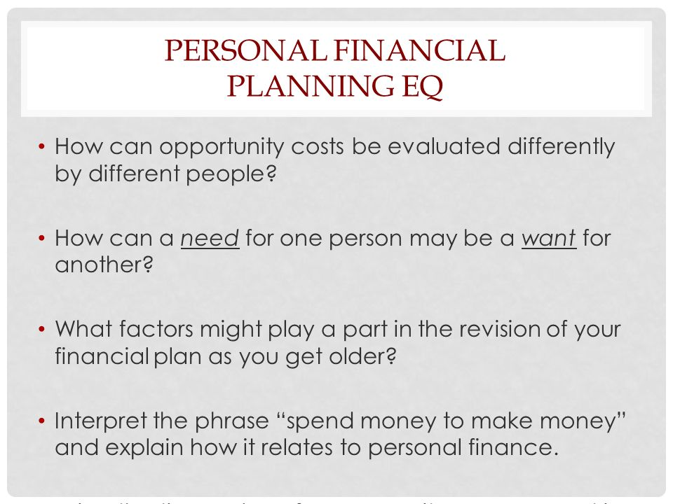 Essential Requirements In Crafting A One-Page Financial Advisor Business Plan
