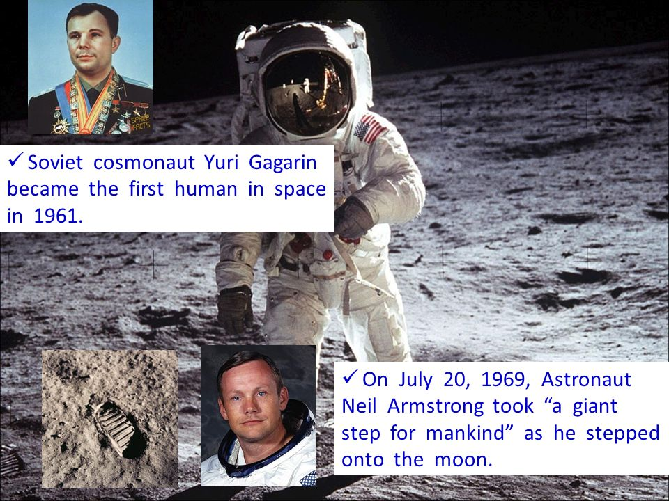 yuri gagarin and neil armstrong - photo #20
