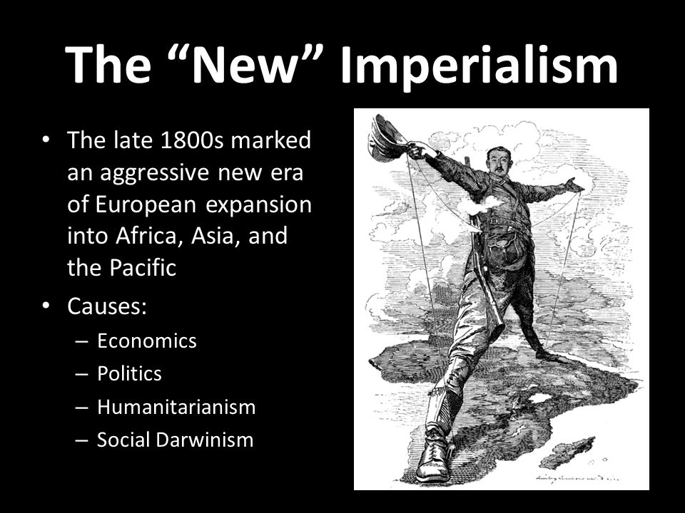 Imperialism and socialism in the context of Africa