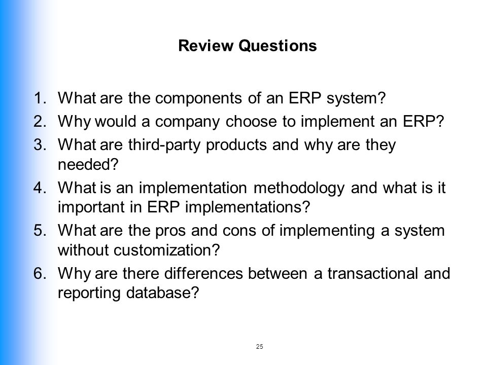 how to choose an erp system