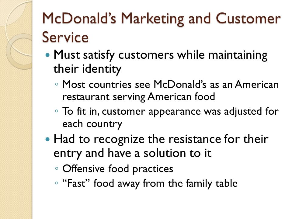mcdonalds customer care From flexible shifts to long-term careers, everything you need to know about working for mcdonald's, including training, rewards and how to apply.