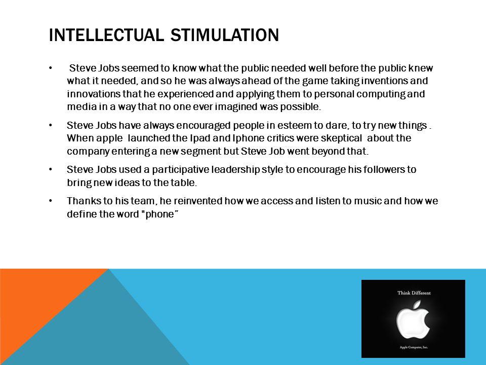 apple leadership style