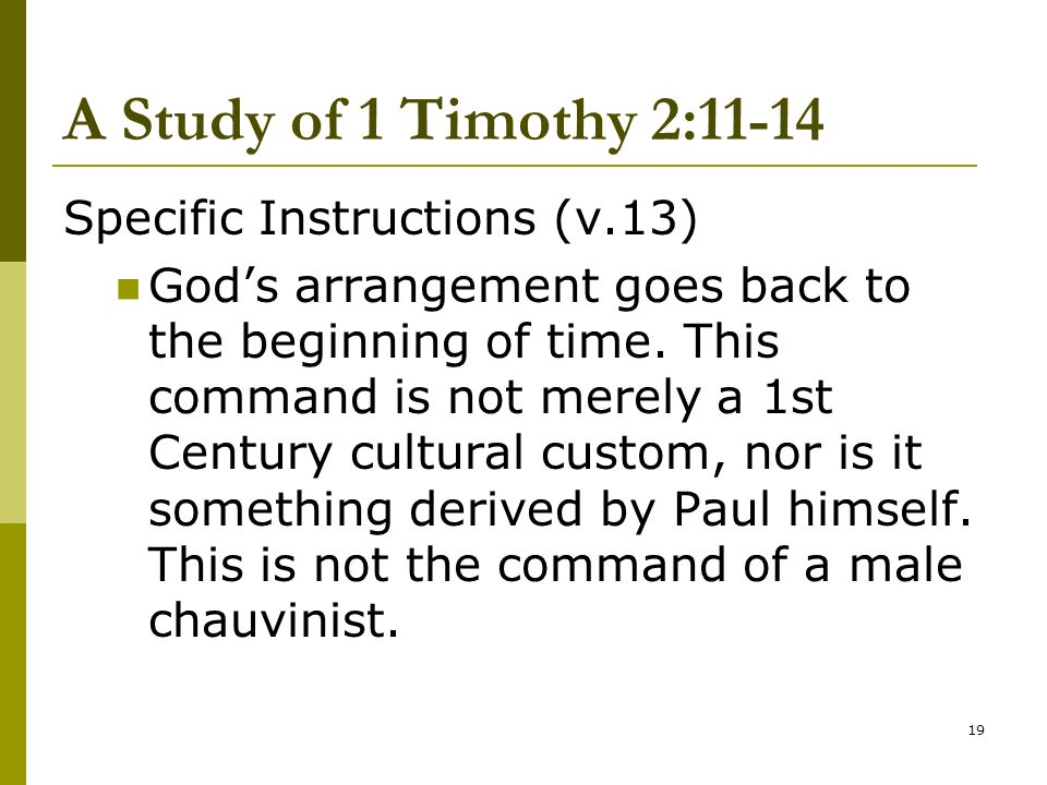 was paul a male chauvinist Ot is full of it, starting from the paradise story (man made before woman) and in the nt, paul describes male chauvinism is the bible male chauvinist.