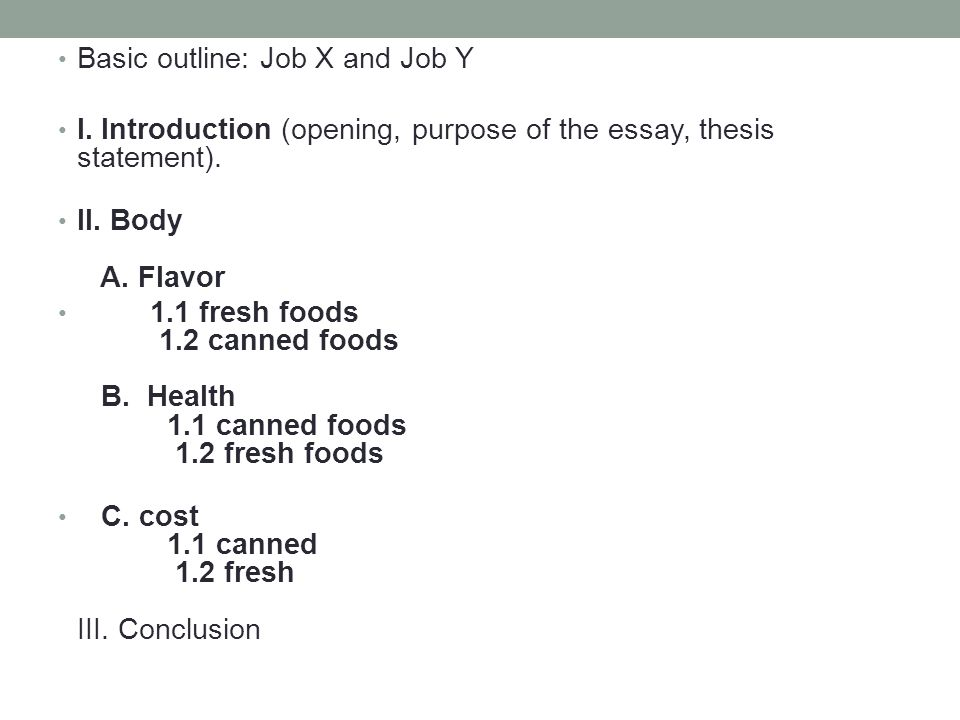 fresh foodstuff plus memorized foods essay