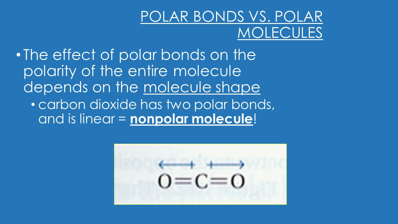 56494fd0515 Bonding Powerpoint Presentation · What Are Polar And Nonpolar Covalent Bonds   Chapter 6 Molecular Geometry
