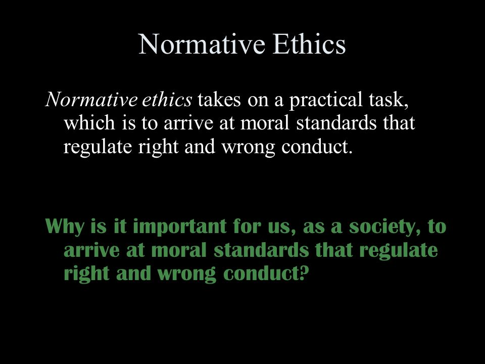 Why Are Ethics Important In Research?