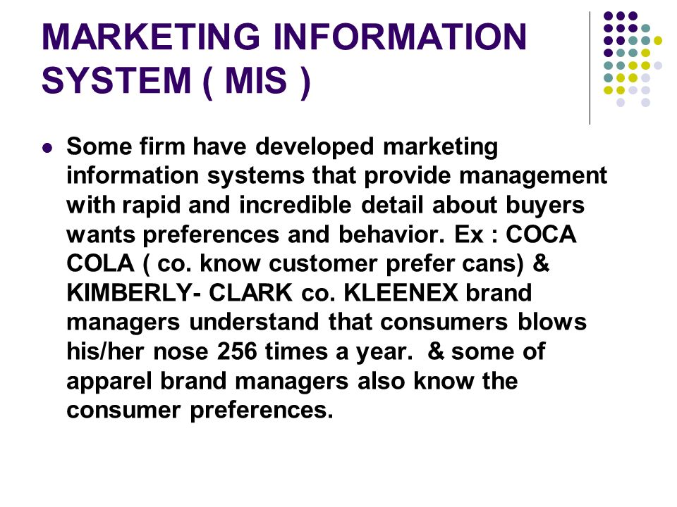 coca cola management information system The story: coca-cola is the world's best-known beverage company it traditionally manufactured concentrates, syrups and powders and sold them to authorised bottling partners, who converted them to finished products and sold them to distributors, wholesalers and retailers its core product offering.