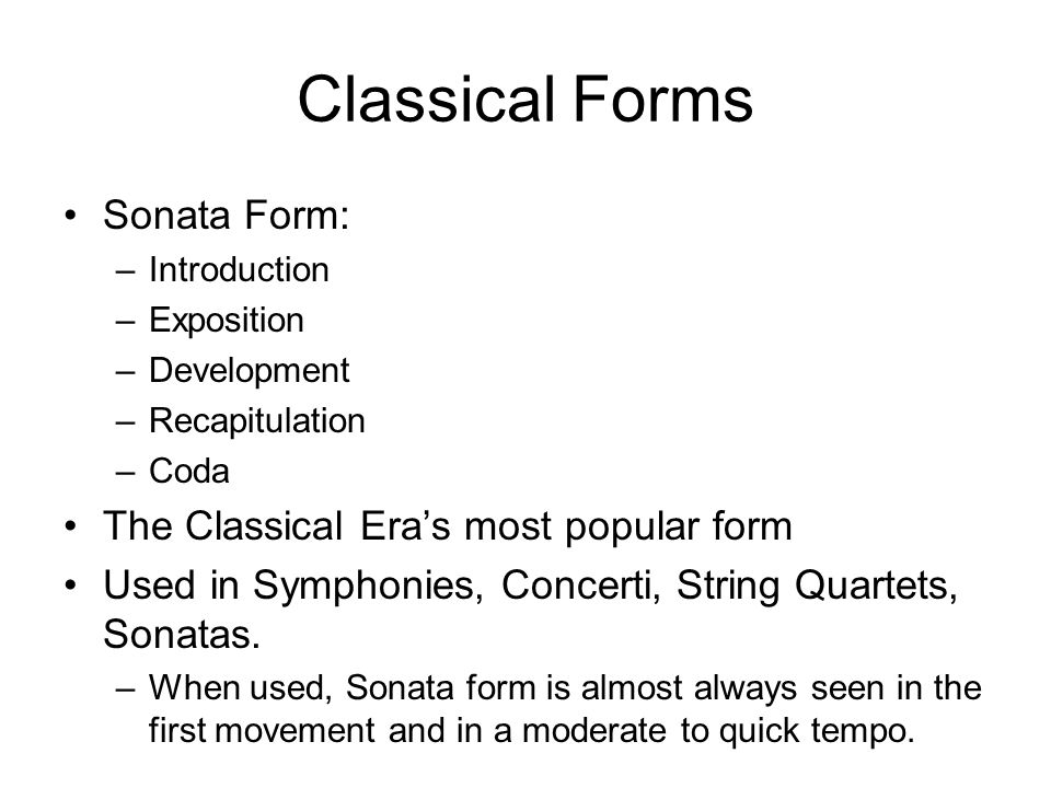 The Classical Era ( ) The Enlightenment: - ppt video online download