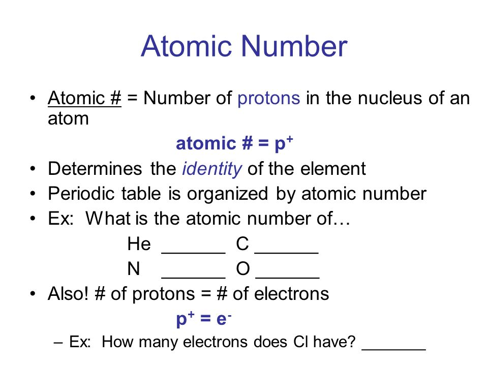 Atomic Structure And The Periodic Table Ppt Download