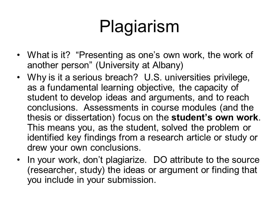 i plagiarized my dissertation Not only was his dissertation plagiarized, but many of his student papers and sermons were stolen in whole or in part from other writers.