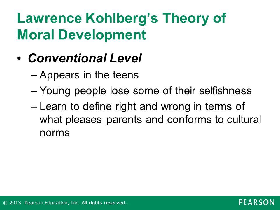 moral developement