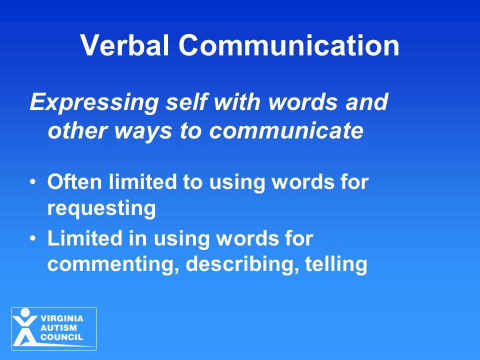 understanding verbal and nonverbal communication perspectives Cultural diversity and information and communication  and their verbal and nonverbal communication  wider range of perspectives, more and.