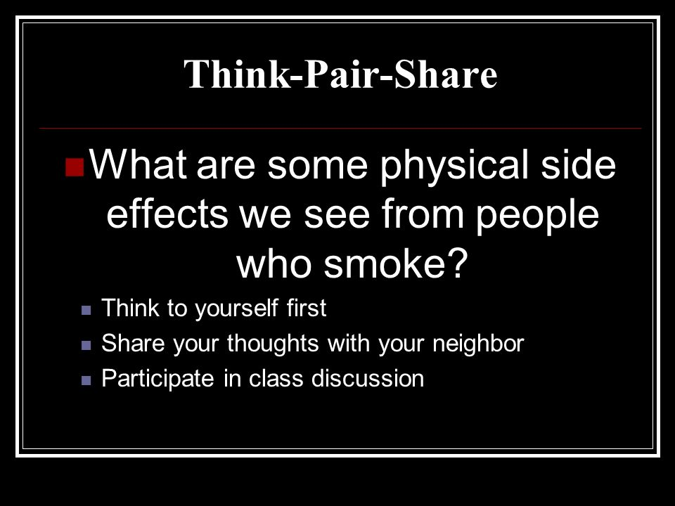 an opinion on why people choose to smoke A number of arguments surround my opinion  they pick up on these behaviors and think it is normal to smoke and drink like their  why people choose to get.