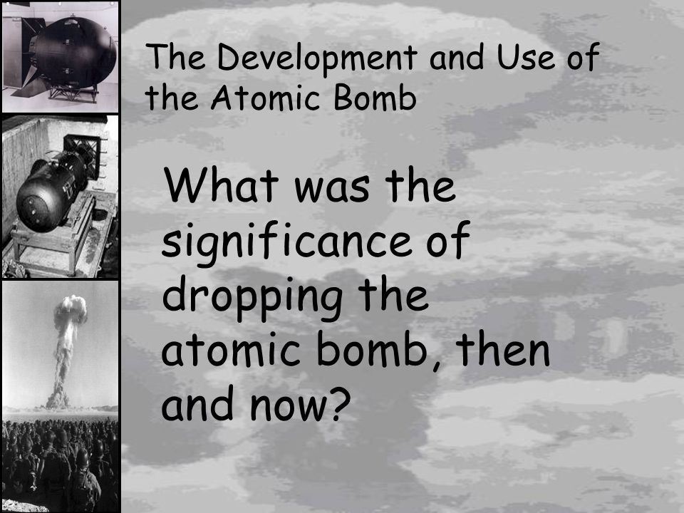 was the use of the atomic Define atomic: of, relating to, or concerned with atoms nuclear marked by acceptance of the theory of atomism — atomic in a sentence.