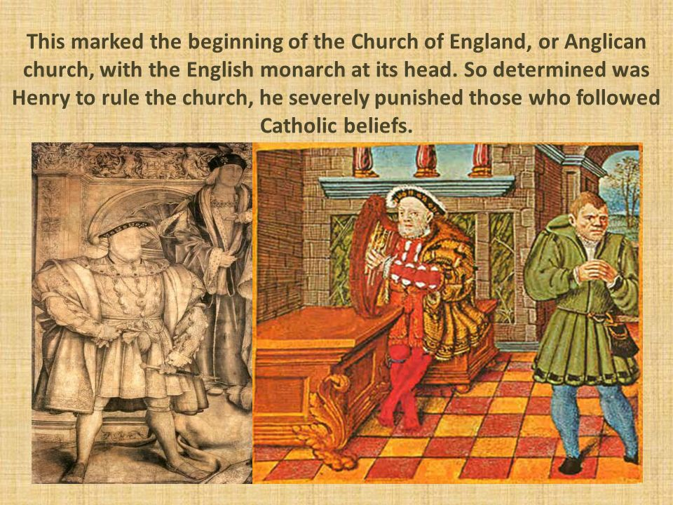henry viii and anglicanism religion essay This lesson covers the various steps henry viii took in breaking away from the roman catholic church you'll learn how henry managed to get what he.