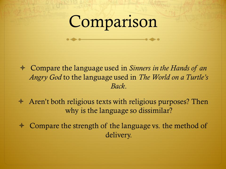 Sinners in the Hands of an Angry God ppt download – Sinners in the Hands of an Angry God Worksheet