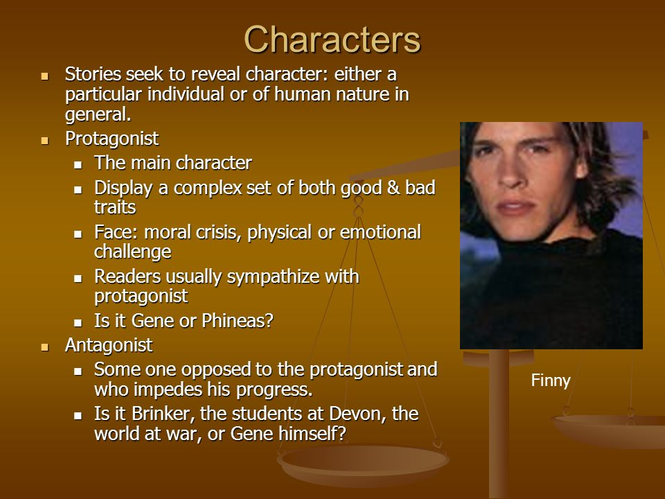 character motives in john knowles a Get everything you need to know about brinker hadley in a separate timeline the character of brinker hadley in a separate peace from litcharts john knowles.