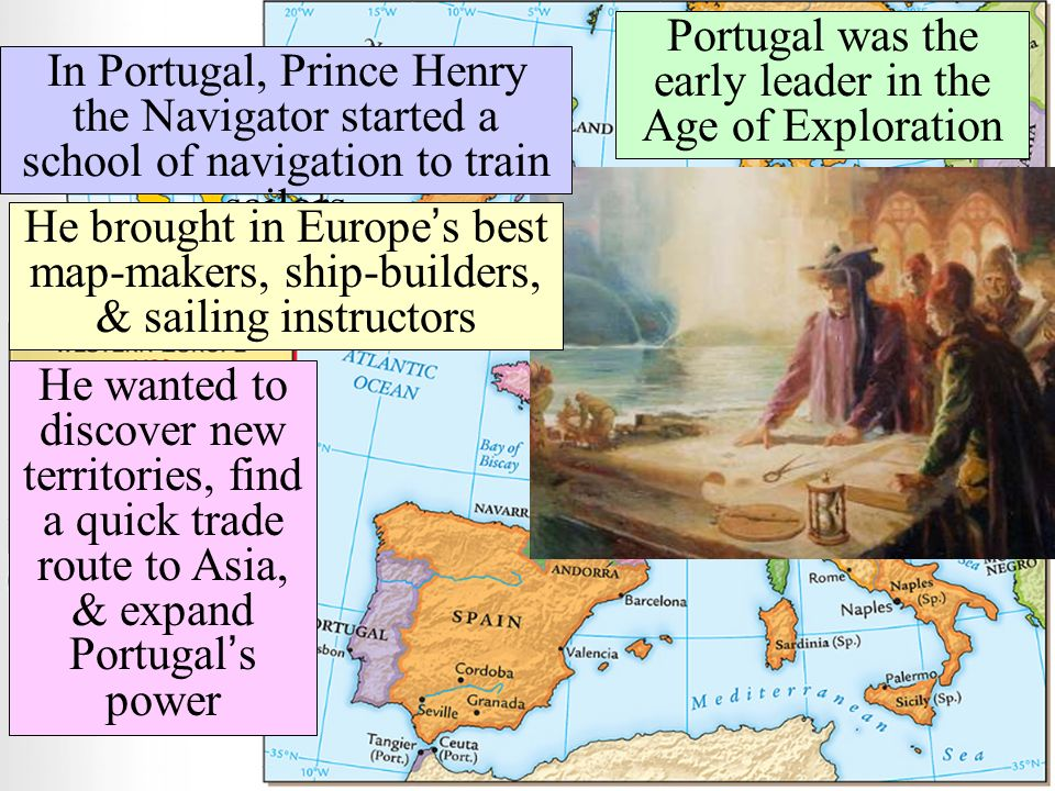Age Of Exploration Ppt: European Exploration And Colonization Of North America