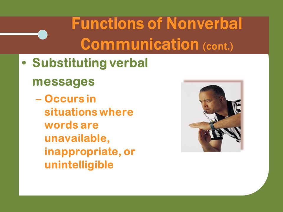 police situations verbal and nonverbal communications Police organization and administration  •includes nonverbal communication  •most police managers prefer formal communications regardless of how.