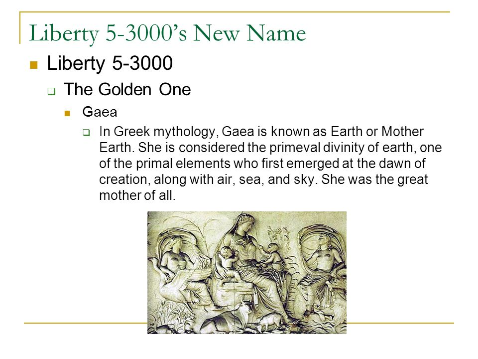 equality prometheus and liberty gaea essay Anthem by ayn rand home / he picks the name prometheus for himself, and the name gaea for that equality 7-2521 gets to name liberty 5-3000 suggests that he.