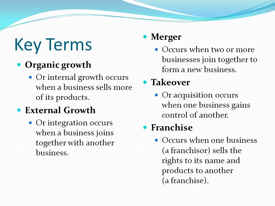 organic growth essay Bcg matrix (or growth-share matrix) is a corporate planning tool, which is used to portray firm's brand portfolio or sbus on a quadrant along relative market share axis (horizontal axis) and speed of market growth (vertical axis) axis.