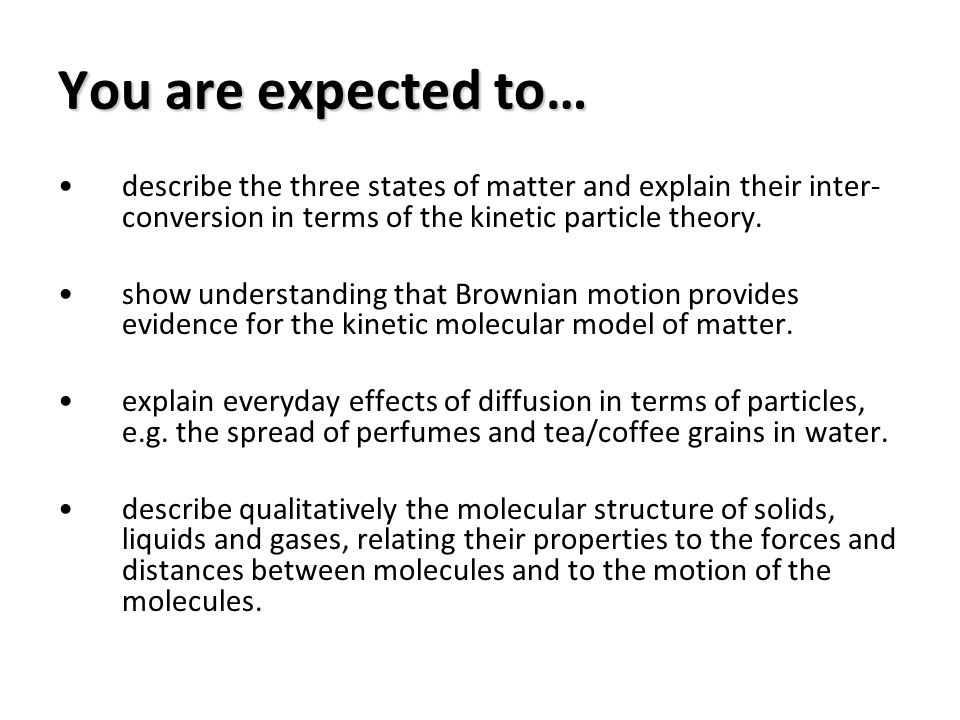 Kinetic Molecular Theory Worksheet High School Kinetic