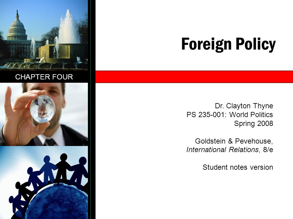foreign relations essay