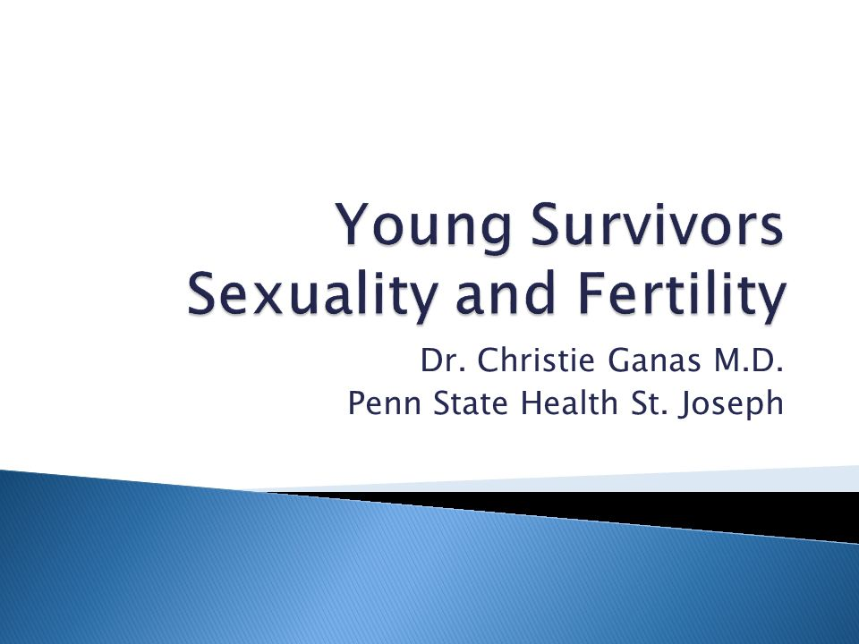 Young adults fertility and sexuality — photo 8