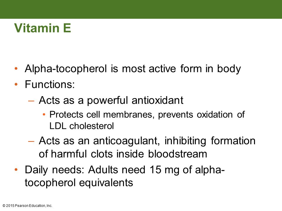 Chapter 7 Vitamins Welcome to Week 2 Day 1 - ppt video online download