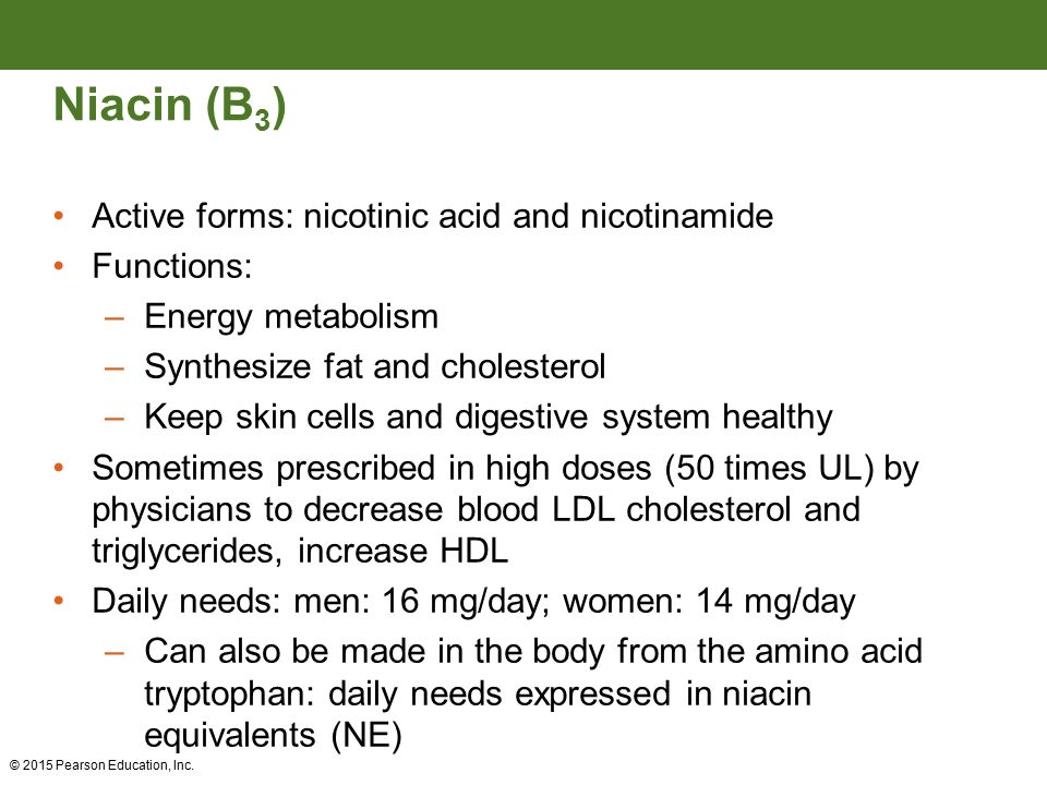 Chapter 7 Vitamins Welcome to Week 2 Day 1 - ppt video ...