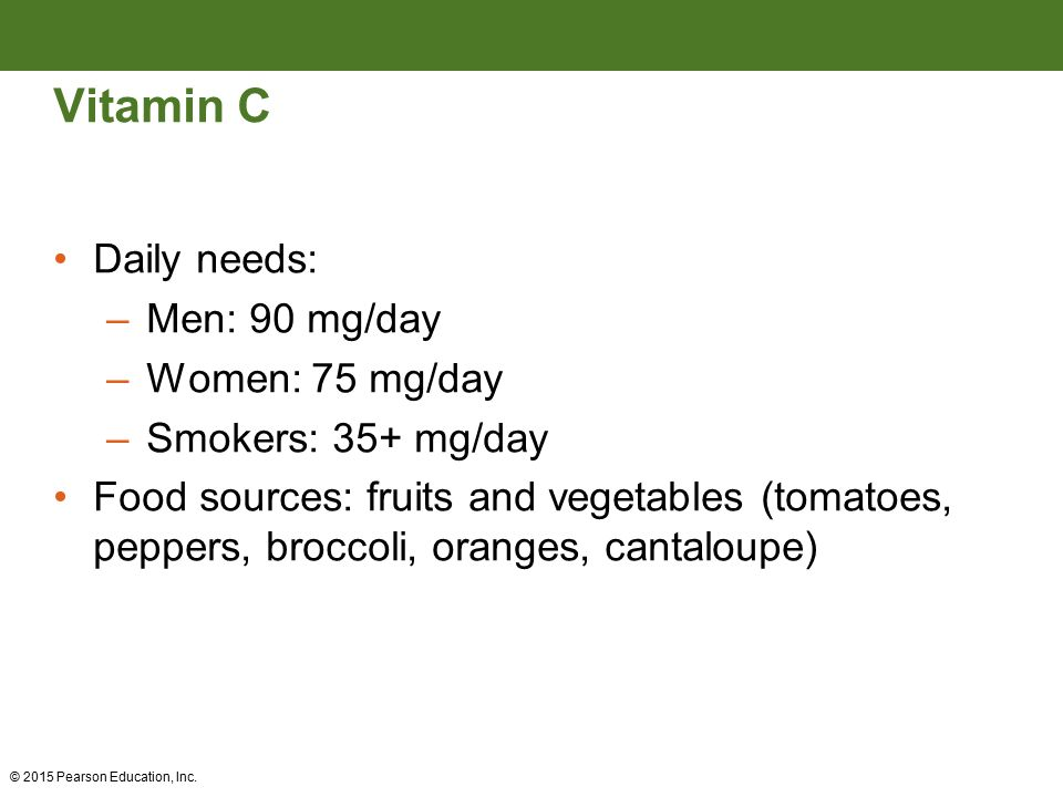 Making History With Vitamin C Powerpoint: Chapter 7 Vitamins Welcome To Week 2 Day 1