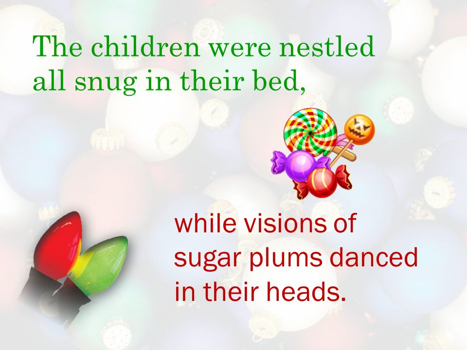 Twas The Night Before Christmas Ppt Download