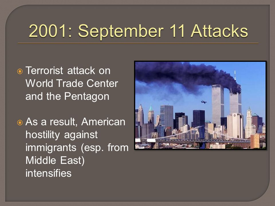 an analysis of the topic of the attack on the world center Editor's note: for a more complete updated analysis of the world trade center towers collapse the reason the wtc collapse stirs our emotions so deeply is because it was an intentional.